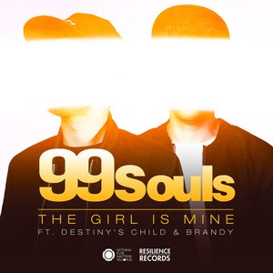 The Girl Is Mine featuring Destiny's Child & Brandy (Remixes) - EP